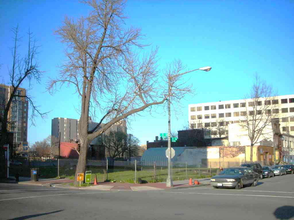 Lot at 5th and Eye Streets, NW