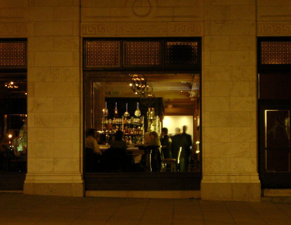 Potenza Bar View