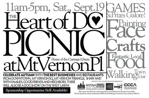 Heart of DC Picnic