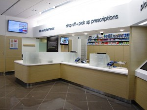 walgreens lower level - pharmacy