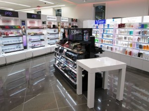 walgreens second level - cosmetics