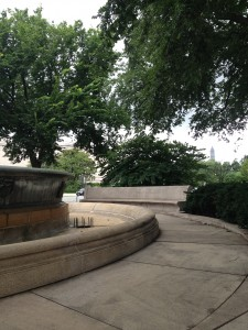 Andrew Mellon Fountain