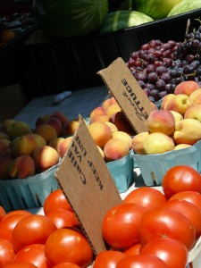 DC Farmers Market Eat Local First Week
