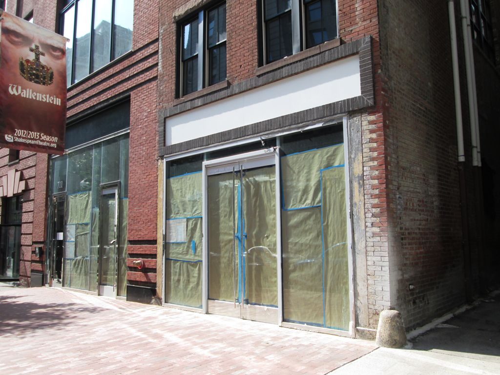 red apron butchery storefront to be - 709 d st nw