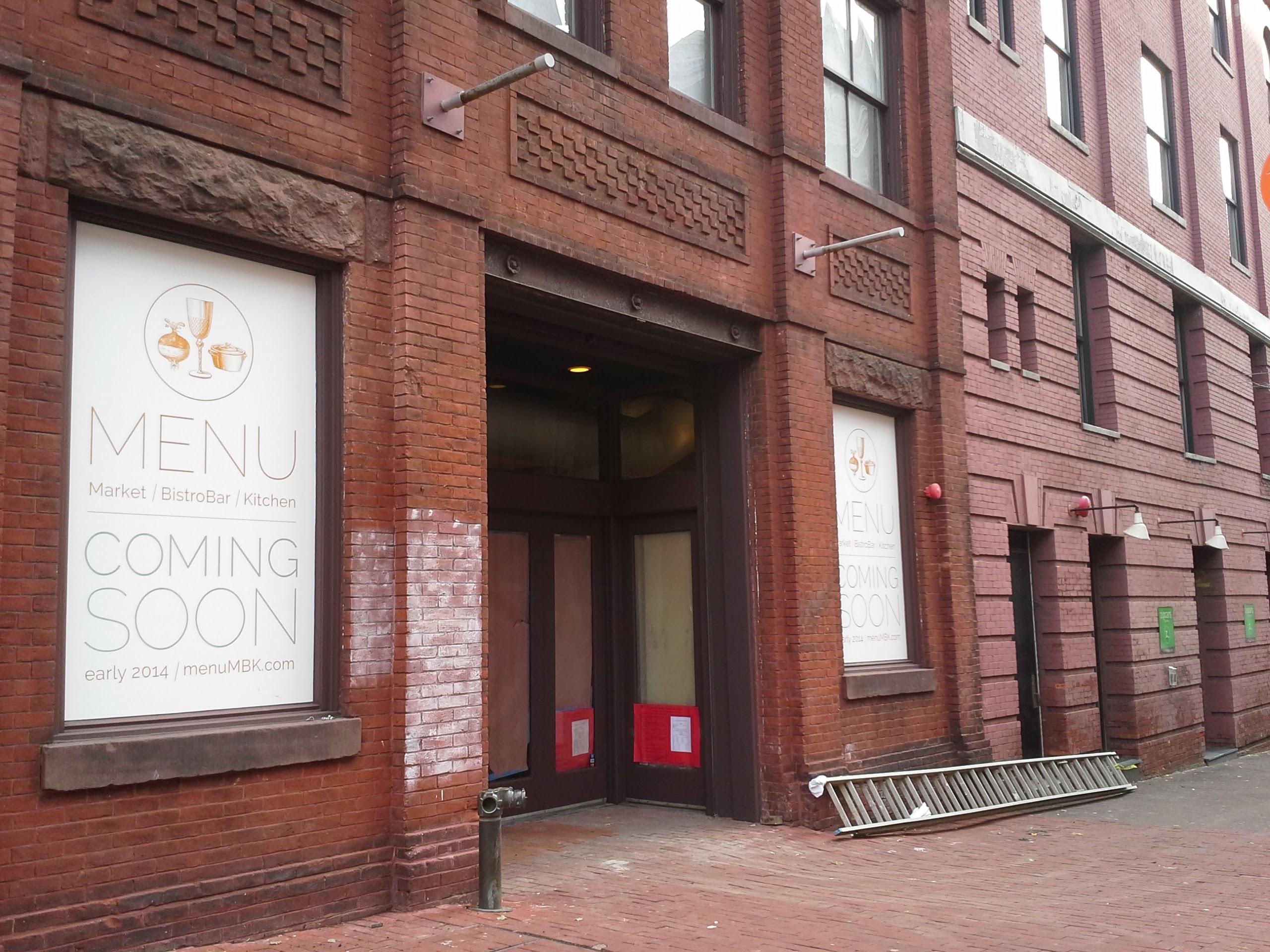 menu 405 8th st nw de pue restaurant preopen - scene 2