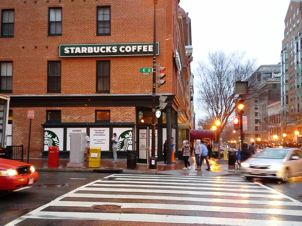 7th and e starbucks 443 7th st nw washington dc