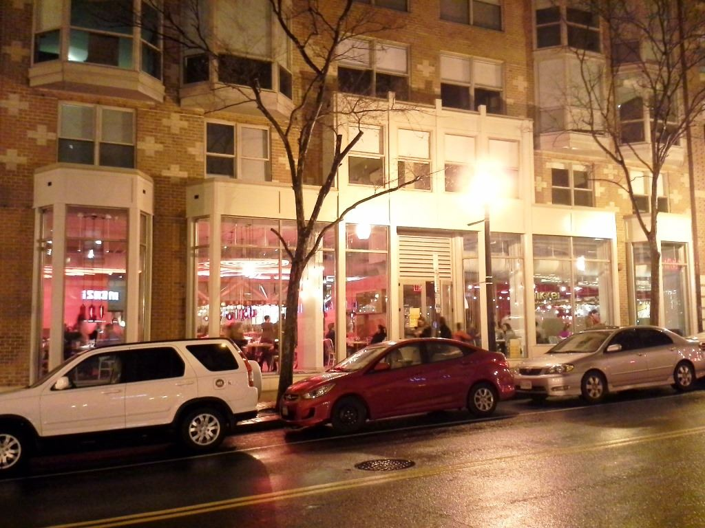 china chilcano jose andres 7th street nw washington dc penn quarter restaurant opening view wide