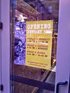 china chilcano jose andres 7th street nw washington dc penn quarter restaurant opening week hours