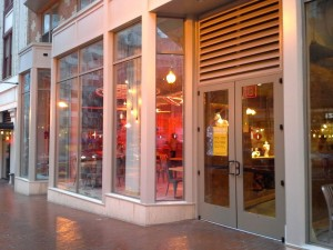 china chilcano jose andres 7th street nw washington dc penn quarter restaurant opening week view