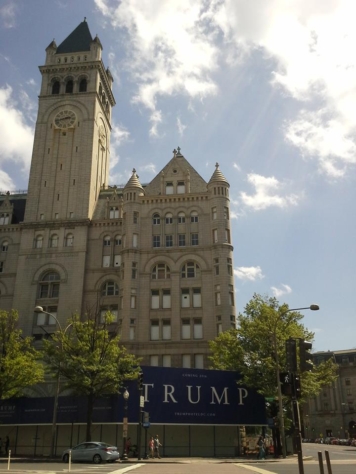 The National Restaurant Coming To Trump Hotel 1100 Penn