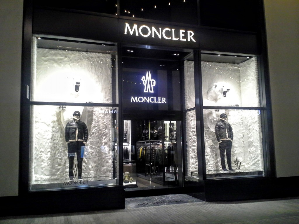 moncler washington dc citycenter downtown penn quarter 913 palmer alley