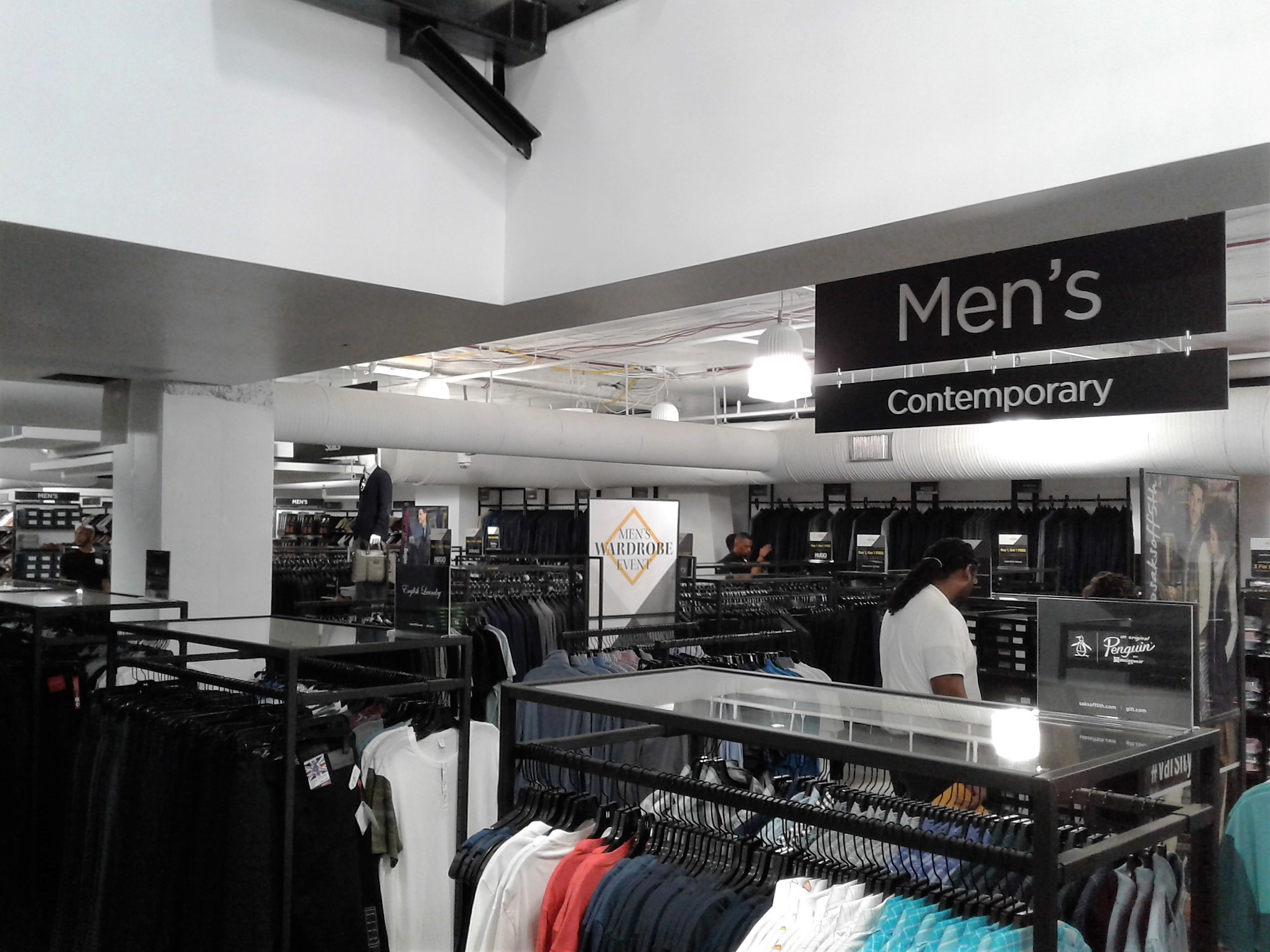Men's clothing stores in washington dc