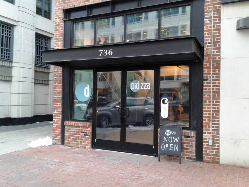 pidzza 736 6th st washington dc chinatown pizza penn quarter
