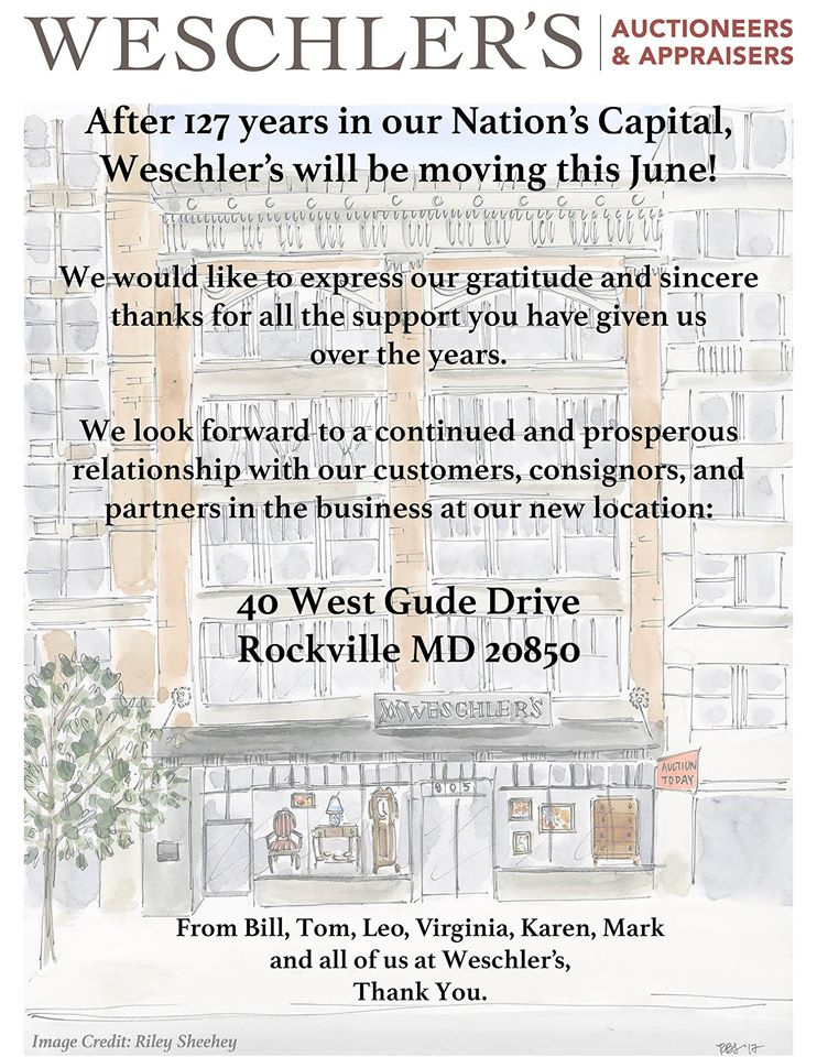 weschlers moving
