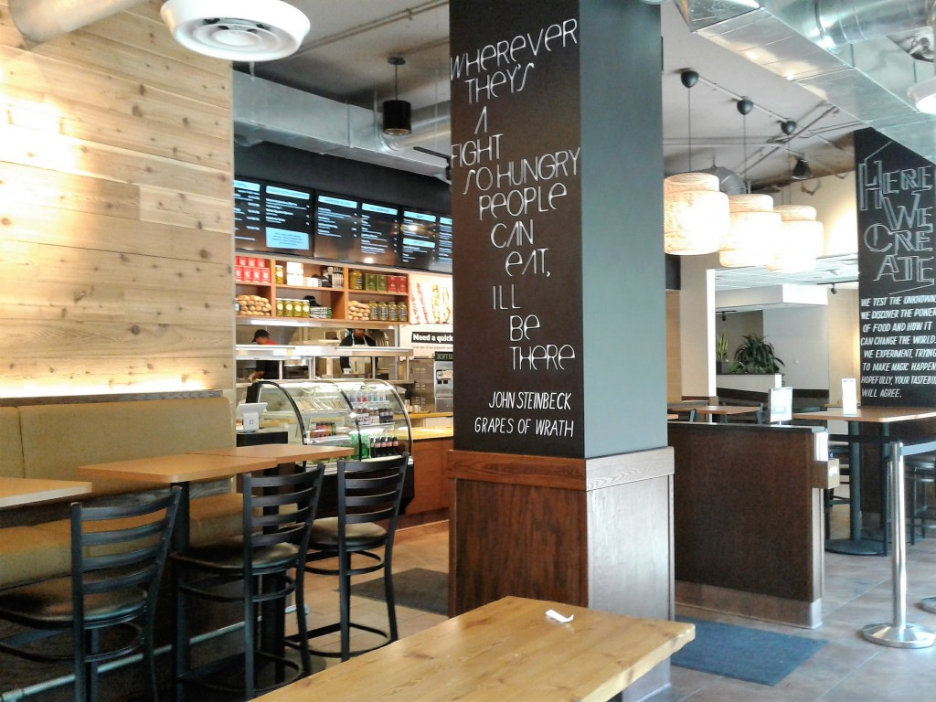 think food lab jose andres interior restaurant washington dc 701 pennsylvania ave nw
