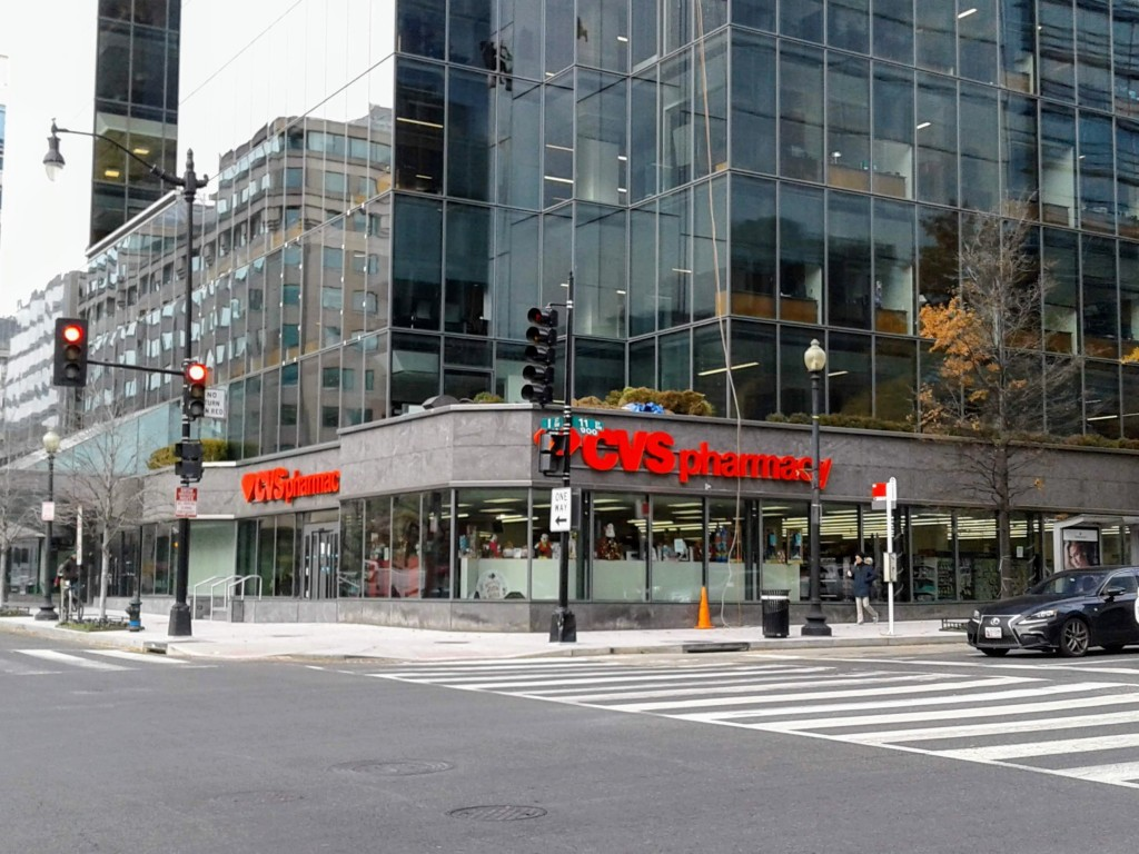 cvs 11th i street city center washington dc downtown