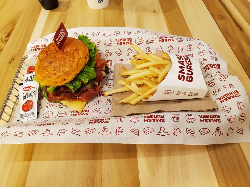 smashburger 804 7th st nw washington dc hamburger french fries